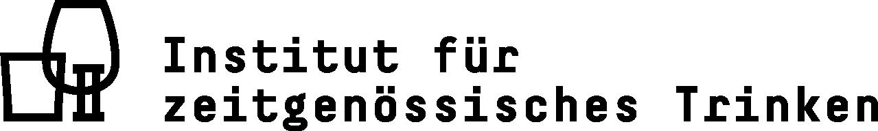 Institut für zeitgenösiches Trinken Logo